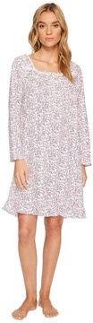 Eileen West Jersey Short Nightgown Women's Pajama