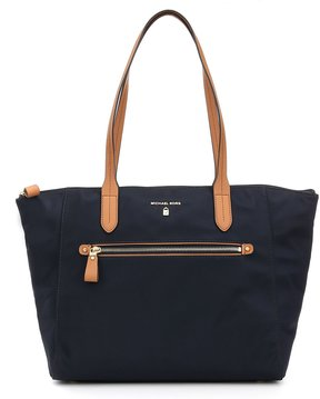 MICHAEL Michael Kors Kelsey Nylon Large Tote - ADMIRAL - STYLE