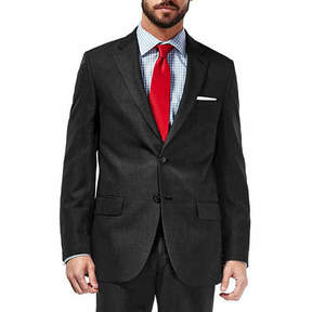 Haggar Pattern Classic Fit Suit Jacket