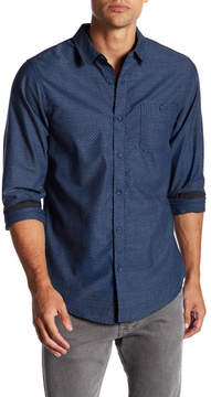 Burnside Long Sleeve Regular Fit Shirt