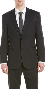 Kroon Boone Wool-Blend Suit With Flat Pant
