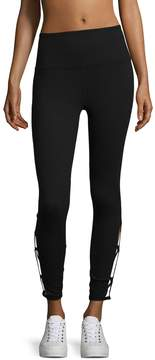 Gaiam Women's Lana Criss-Cross Leggings