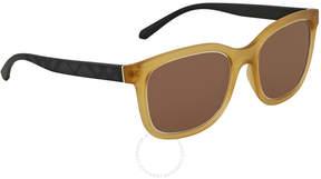 Burberry Brown Square Sunglasses