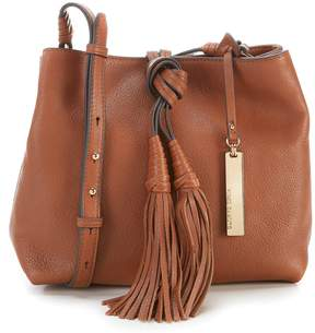 Vince Camuto Taro Leather Cross-Body Bag