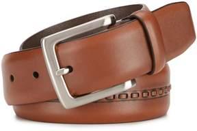 Daniel Cremieux Center Lacing Leather Belt