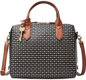 Fossil Fiona Small Printed Satchel