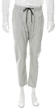 Isaora Flat Front Jogger Pants