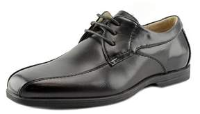 Florsheim Reveal Bike Ox Youth Square Toe Leather Black Oxford.