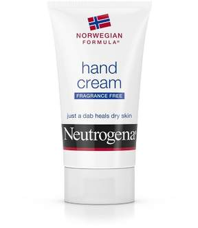 Neutrogena® Norwegian Formula® Hand Cream Fragrance Free - 2 Oz