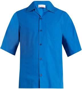 Raey Short-sleeved cotton shirt