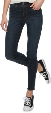 Candies Juniors' Candie's Mid-Rise Push Up Skinny Jeans