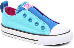 Converse Girls Chuck Taylor All Star Simple Slip Infant & Toddler Slip