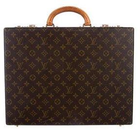 Louis Vuitton Vintage Monogram President Briefcase