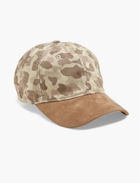 Lucky Brand SAHARA CAMO BASEBALL HAT