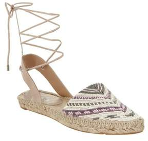 Belle by Sigerson Morrison Maie Leather Espadrille.