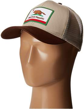 Marmot Republic Trucker Caps