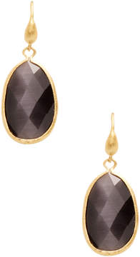 Rivka Friedman Women's 18K Gold Dangle Earrings with Crystal