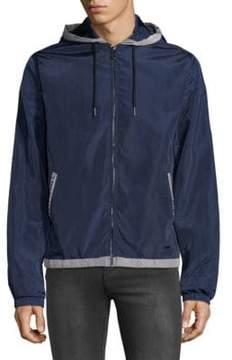 Sovereign Code Lightweight Hooded Jacket