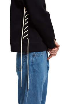 Craig Green Laced Zip-Up Hoodie