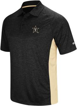 Colosseum Men's Vanderbilt Commodores Wedge Polo