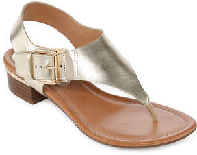 Liz Claiborne Twiggy Womens Strap Sandals