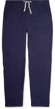 Oliver Spencer Loungewear Cotton-Flannel Trousers