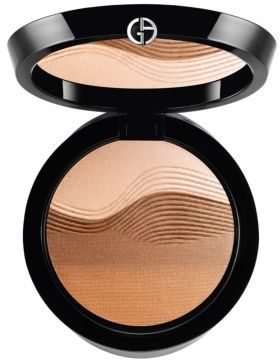Giorgio Armani Life is a Cruise Sunrise Bronzing Face Palette/0.32 oz.