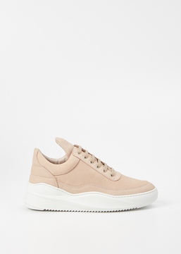 Filling Pieces Nude Low Top Sky