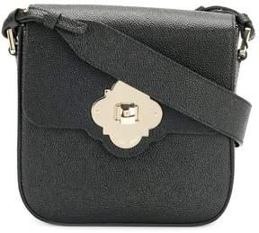 Emporio Armani pebbled shoulder bag