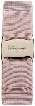Salvatore Ferragamo branded hair clip