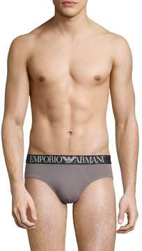 Emporio Armani Men's Pima Cotton Brief