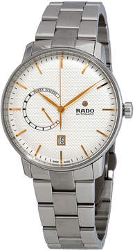 Rado Coupole Classic Automatic Silver Dial Men's Watch