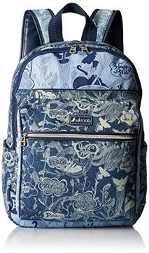 Sakroots Women's Artist Circle Cargo Backpack