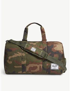 Herschel Woodland Camo Novel Woven Duffel Bag