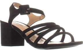 Zigi Soho Gladys Strappy Sandals, Black.