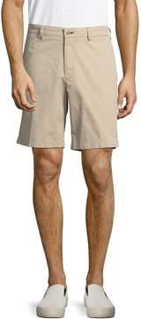 Gant Men's Solid Cotton Shorts