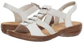 Rieker 62850 Regina 50 Women's Shoes