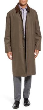 Hart Schaffner Marx Men's Lawrence Classic Fit Rain Coat