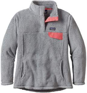 Patagonia Re-Tool Snap-T Pullover Fleece - Girls'