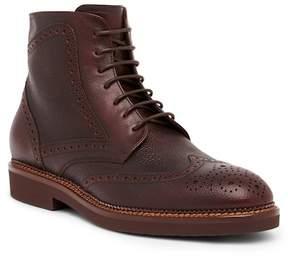 HUGO BOSS Eden Wingtip Leather Boot