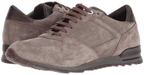 Canali Suede/Leather Runner Men's Shoes