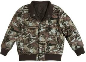 Stella McCartney Printed Cotton Twill & Nylon Jacket
