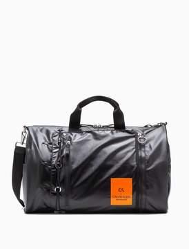 Calvin Klein nylon large duffle bag