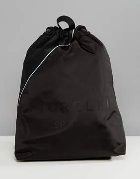 Fiorelli Sport Elite Drawstring Gym Backpack in Black