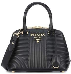 Prada Matelassé leather shoulder bag