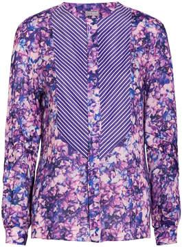 Alexis Mabille Floral Print Shirt