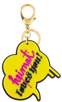 MCM Heimat Loves You Keychain