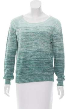 Band Of Outsiders Ombré Knit Sweater