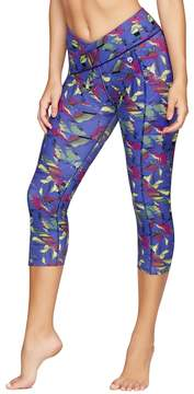Colosseum Women's Crosstown Capri Leggings