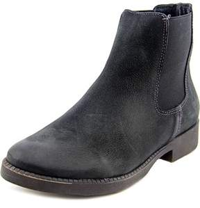 Coolway Mc-6 Round Toe Leather Ankle Boot.
